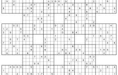 Chain Sudoku Printable