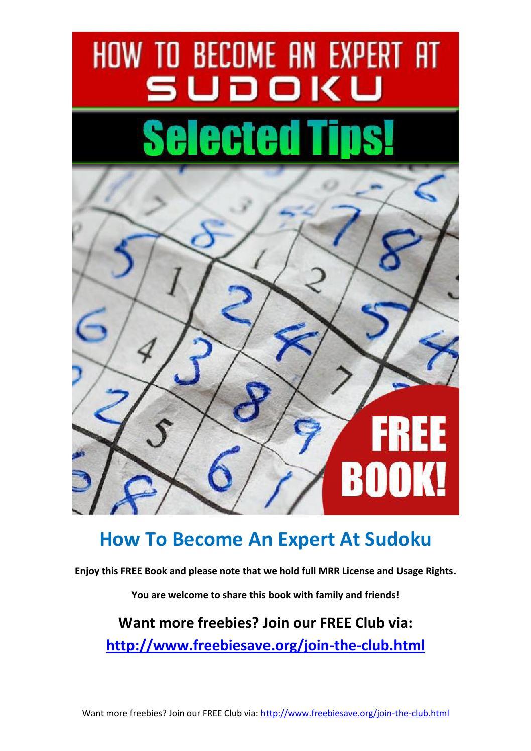 How To Become An Expert At Sudokumax Diamond - Issuu