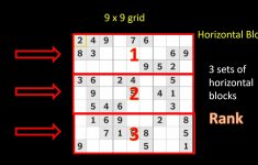 Printable Sudoku With Numbers Instructions