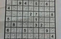 How To Play Sudoku | Recipe | Sudoku, Puzzle Solving