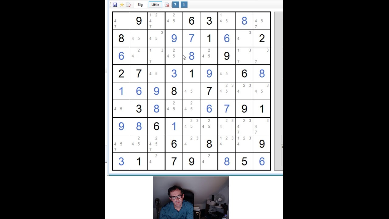 How To Solve The Diabolical Sudoku In The Daily Telegraph On 22 Sept 2017