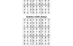 Livewire Sudoku Printables