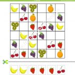 It Is Orjinal Sudoku 6X6 And Free Pdf  #picturesudoku