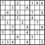 Janric Classic Sudoku For Nov 01, 2019,| Creators Syndicate