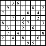 Janric Classic Sudoku For Nov 02, 2019,| Creators Syndicate