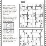 Juf Stuff Pentomino Sudoku 2.pdf | Wiskunde, Breinbrekers