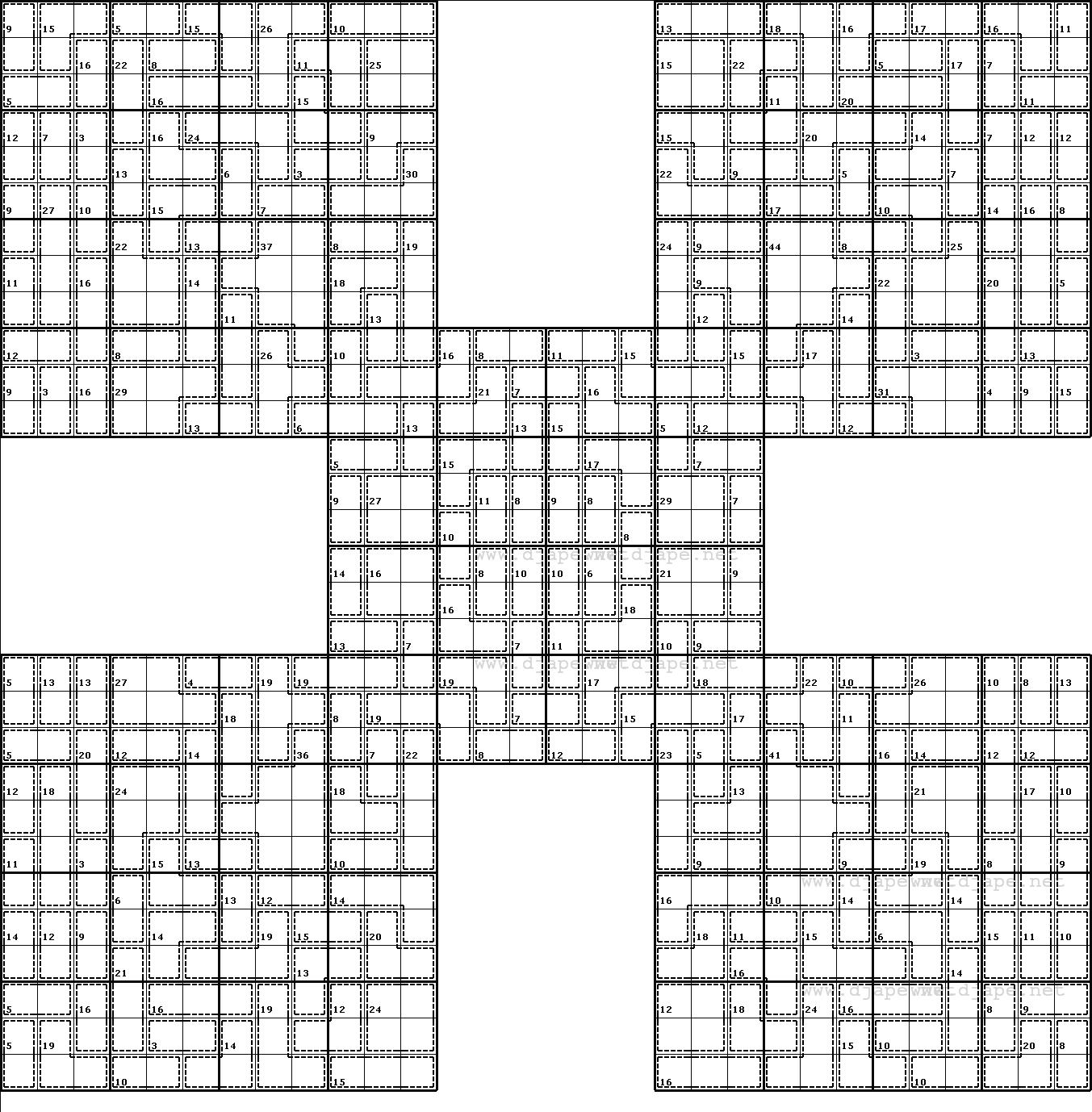 Killer Sudoku Online. ⚡ Play Lovatts Online Killer Sudoku