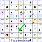 Learn To Play Sudoku, Part 1 | Sudoku, Sudoku Puzzles, X Wing