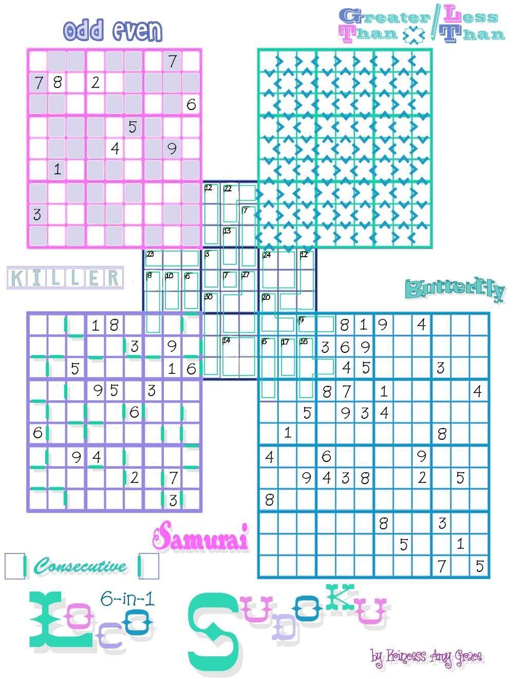 Loco Sudoku | Puzzel