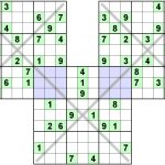 Number Logic Puzzle 25215 | Logic Puzzles, Puzzle