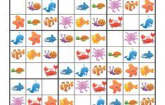 Printable Halloween Sudoku