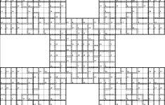 Free Printable 3d Sudoku
