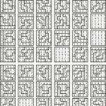 Possible 5X5 Grids Of Numbers 1 To 5 Mimicking Sudoku Puzzle