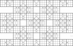 Printable Blank Sudoku Worksheet | Printable Worksheets And