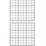 Printable Blank Sudoku Worksheet | Printable Worksheets And