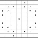 Printable   Difficult Sudoku Puzzles | Sudoku Puzzles, Sudoku