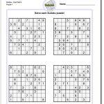 Printable Hard Sudoku Https://www.dadsworksheets/puzzles