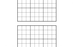 Printable Sudoku Grids – 2 Free Templates In Pdf, Word