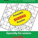 Printable Sudoku Puzzles. Issue #1Jaja Books   Issuu