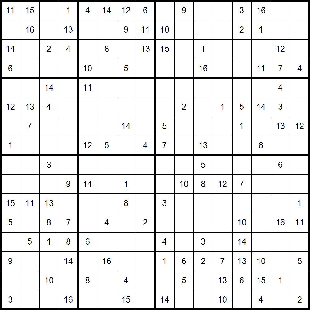 Puzzle Maker Sudoku Variations | Bookpublishertools