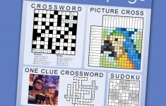 Sudoku Word Search Printable Download