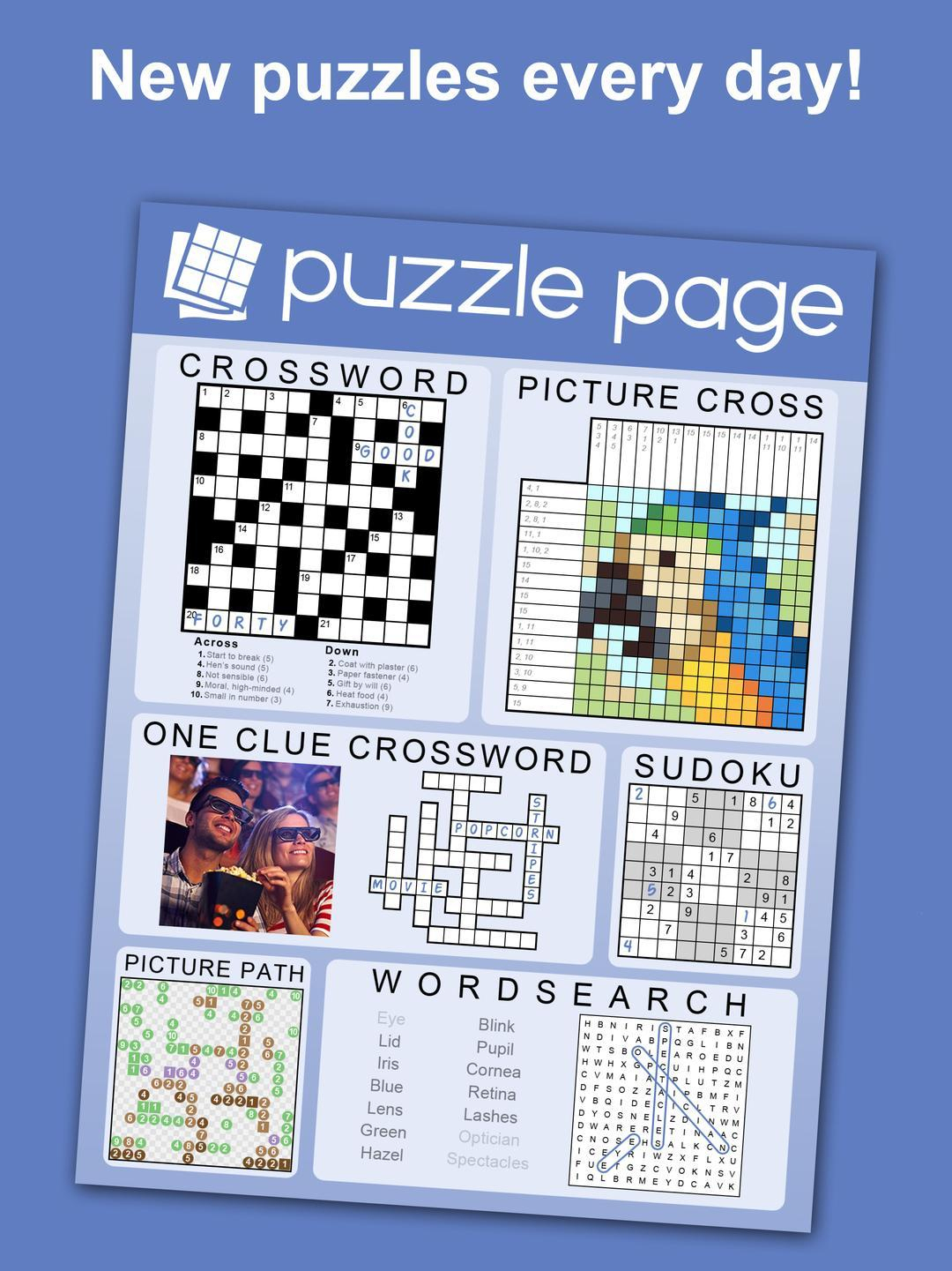 Puzzle Page For Android - Apk Download