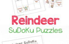 Free Printable Holiday Sudoku
