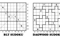 Krazydad Printable Sudoku