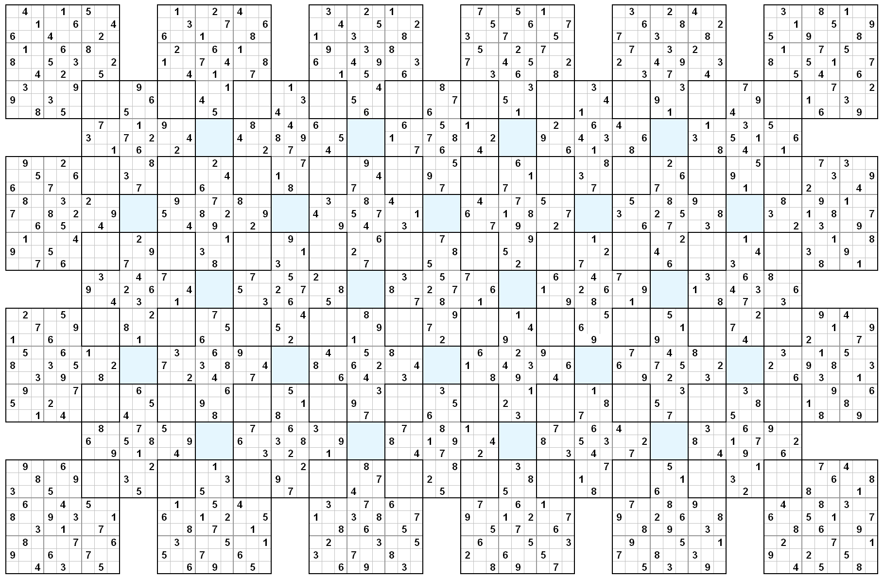 Source For Previous Daily Sudoku