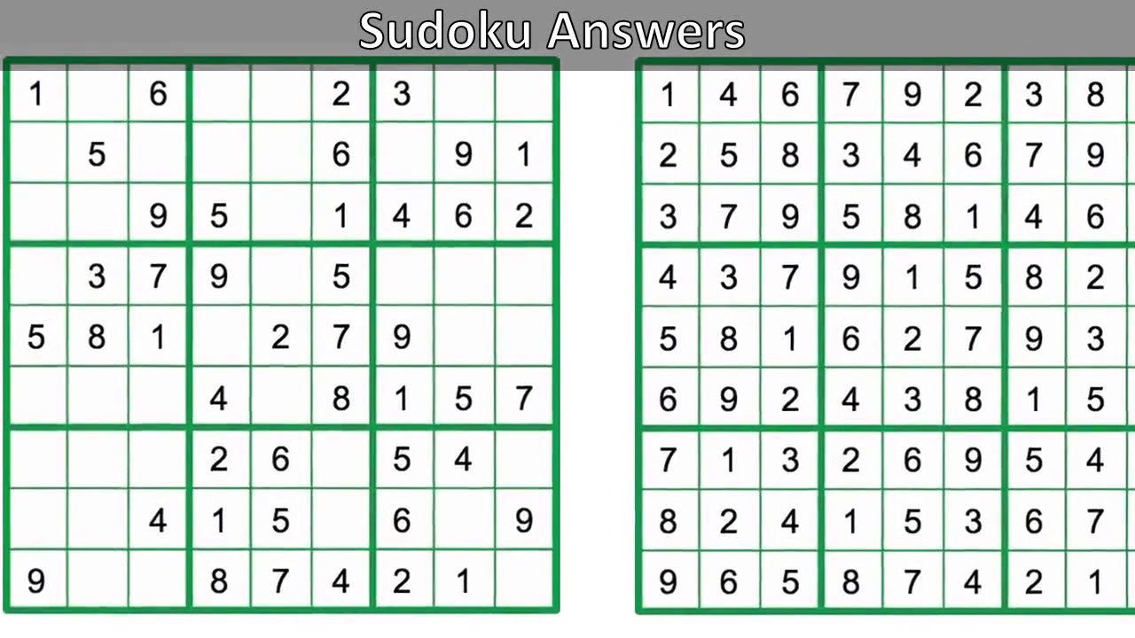 Stupendous Chicago Tribune Daily Sudoku Printable | Weaver