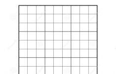 Sudoku Blank Form Printable
