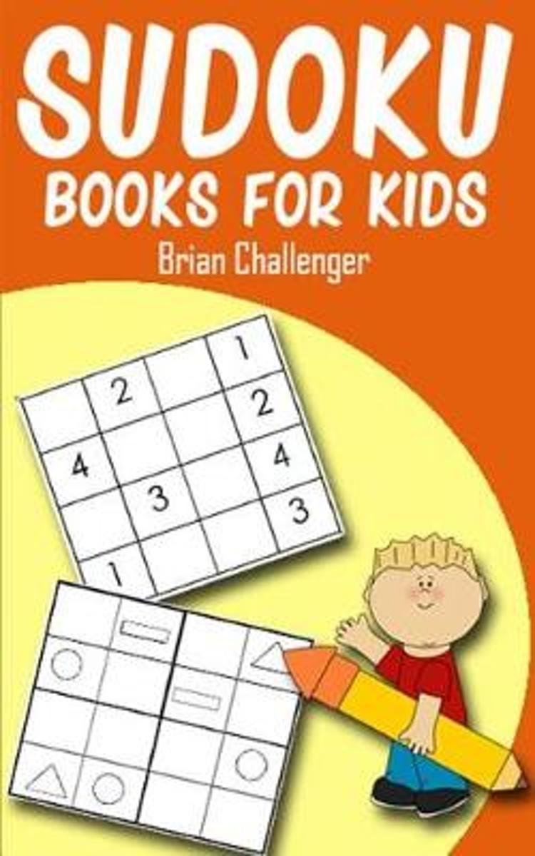Sudoku Books For Kids