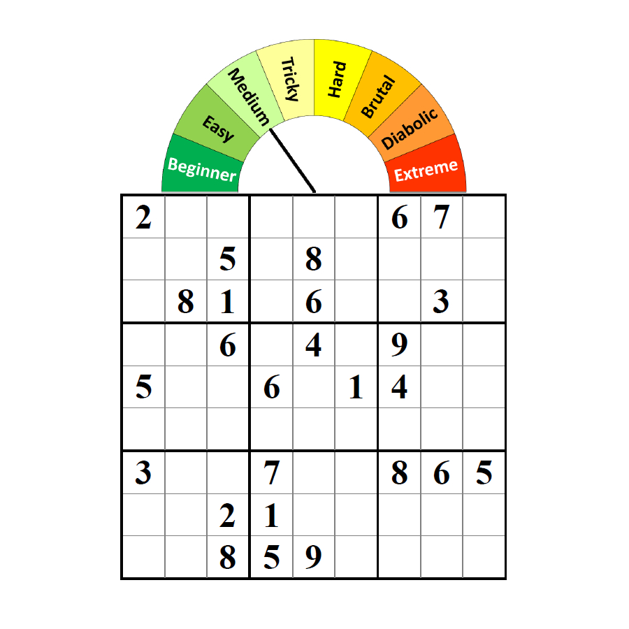 """Sudoku Crafters On Twitter: """"4 Daily Sudoku From"""