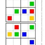 Sudoku De 4X4 Con Policubos. #policubos #unifix #multicubos