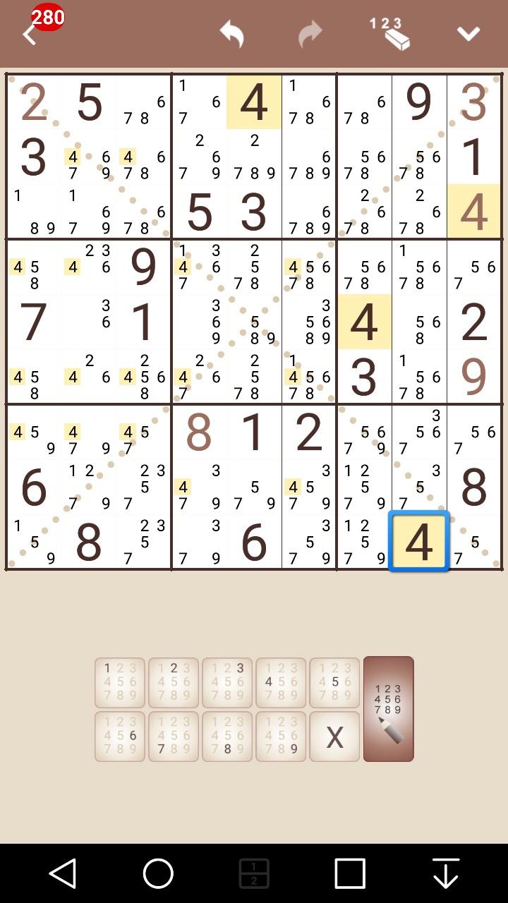 Sudoku Diagonal   Sudoku X Solver. 2020-03-12