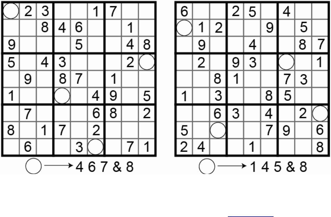 Sudoku - [Doc Document]