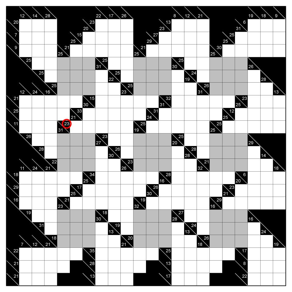 Sudoku Embedded In A Kakuro – Paramesis Puzzle Blog