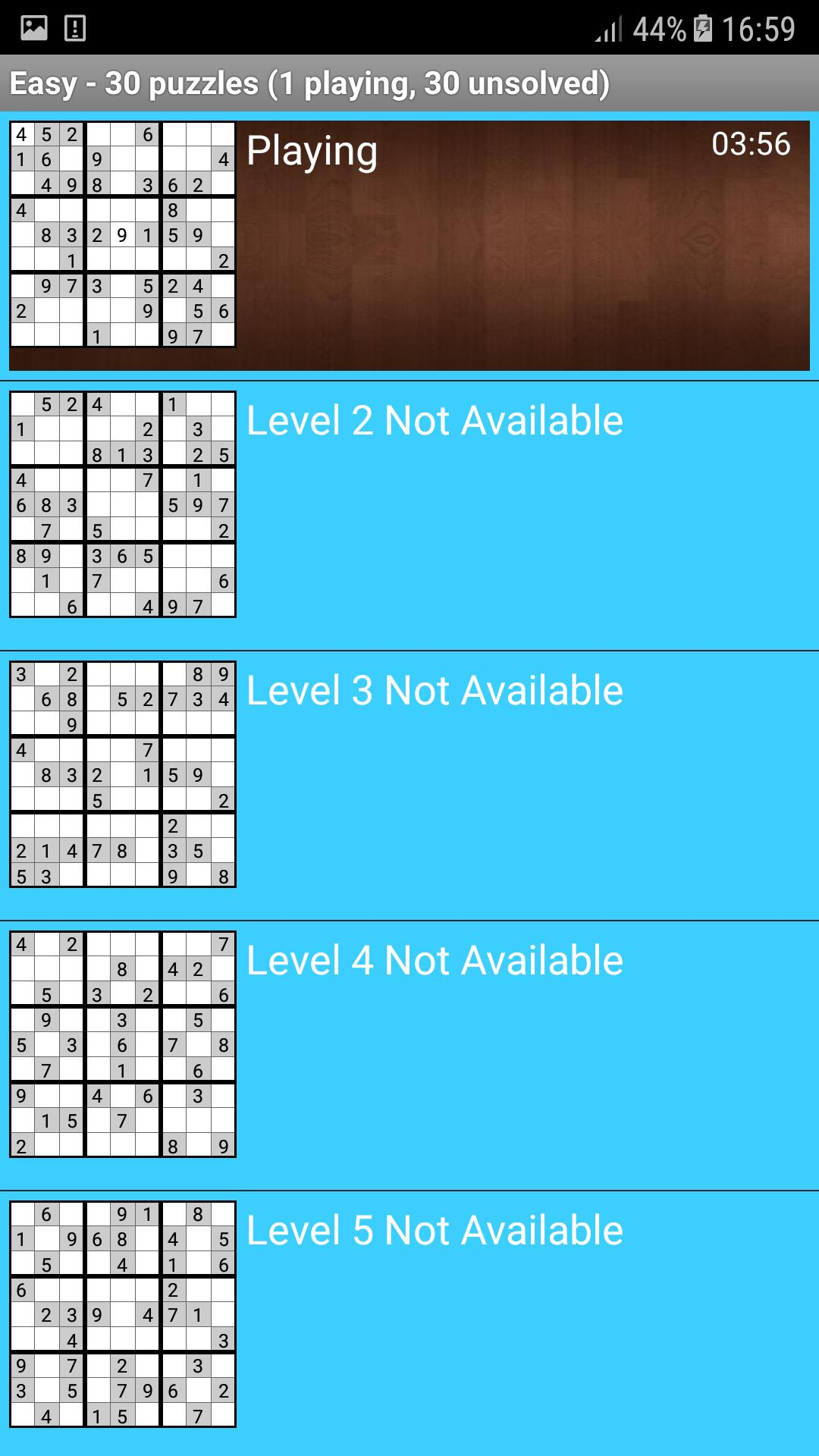 Sudoku For Android - Apk Download