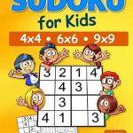 Sudoku For Kids 4X4   6X6   9X9 180 Sudoku Puzzles   Level