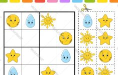 Sudoku For Kids Printable