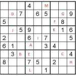 Sudoku Printable Medium 6 Per Page   Twoj Doktor