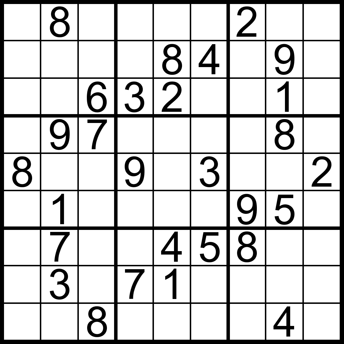 Sudoku Printable Puzzle Free | Quote Images Hd Free