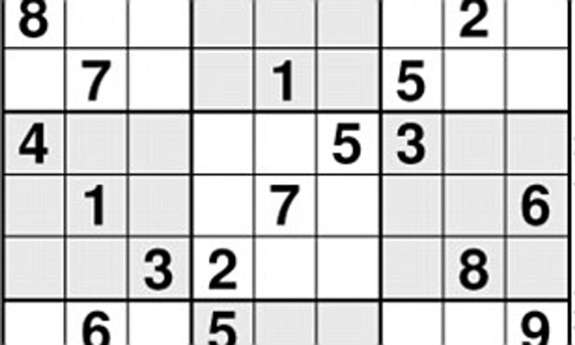 Sudoku Solution | Daily Mail Online