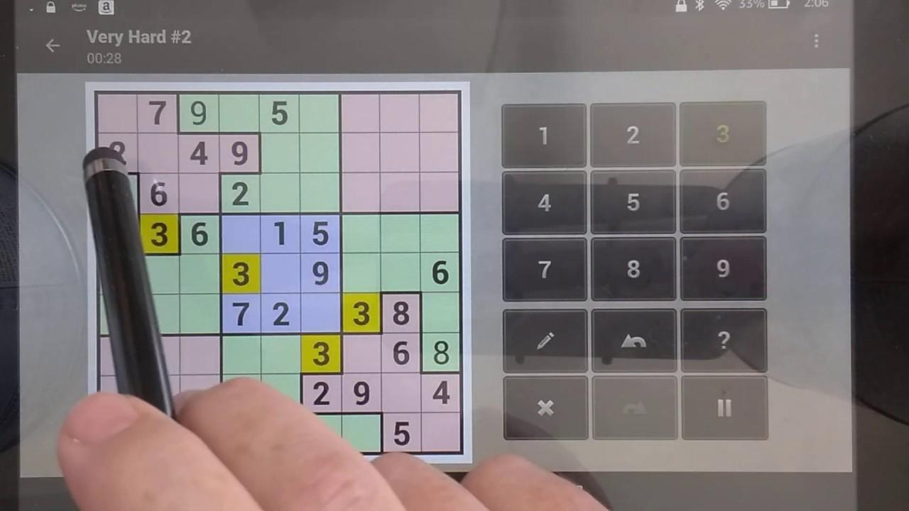 Sudoku Solver - Explained Squiggly Sudoku Hard Sudoku