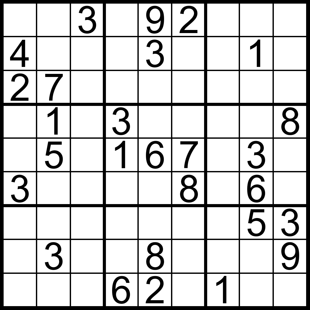 Sudoku Template - 28 Images - Search Results For Blank
