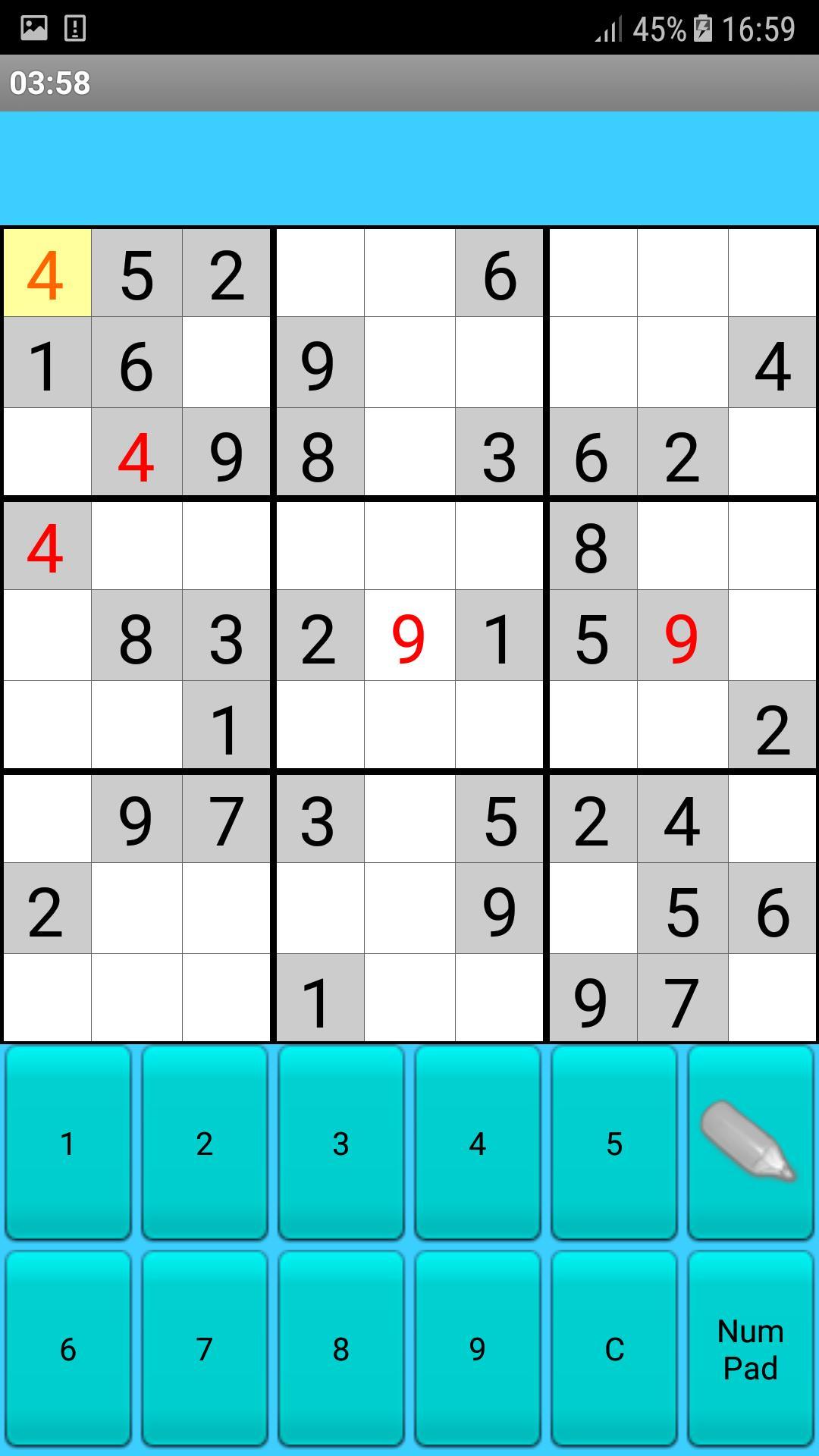 Sudoku安卓下载,安卓版Apk | 免费下载