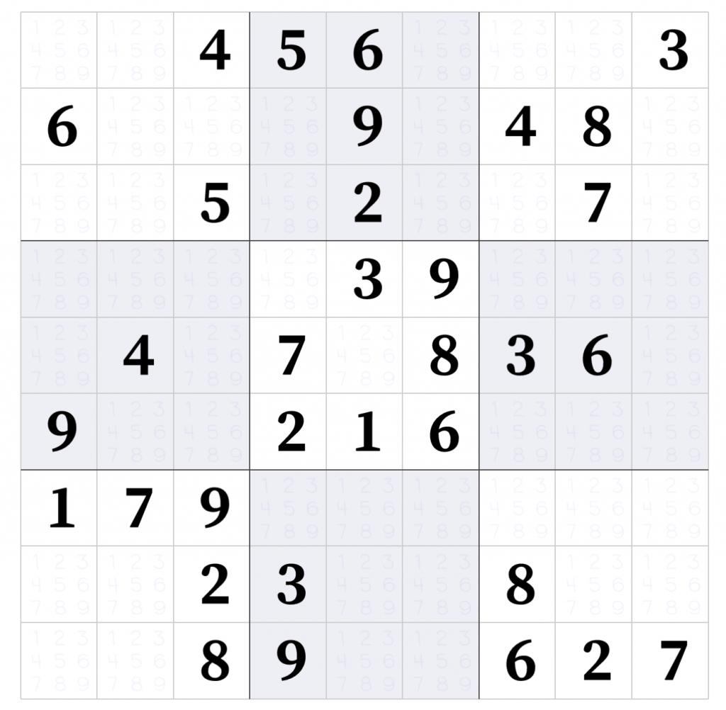 Sudokulinks – A Stepstep Tutorial On How To Play Sudoku