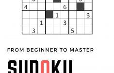 Intermediate Sudoku Printables