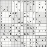 Try 16X16 Monster : Sudoku