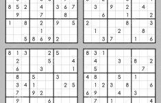 Sudoku Printable Expert